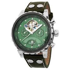 Mechanisch-(Automatisch) Armbanduhren aus Edelstahl