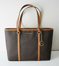 Michael Kors Bag Shopper Sady LG Mf Tz Tote Bag Braun Acorn