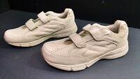 Dr Scholls Men's Gel Cushion Cream Walking Sneakers/Shoes, Size 10.5D