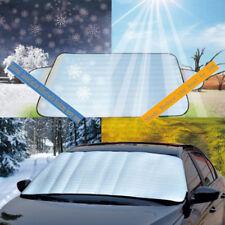 Pare-brise de voiture portable anti neige gel glace bouclier pare-soleil