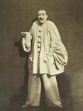 VINTAGE PHOTOGRAPHY CLOWN ENTERTAINER VINTAGE LARGE WALL ART PRINT POSTER LF2371
