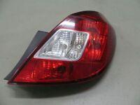 Opel Corsa D 1.3 CDTI Fanale Posteriore Luce Coda Destra 13188046 Originale