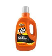36oz Dead Down Wind Unscented Laundry Detergent Odor Eliminator + Stain Remover