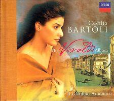 CD - CECILIA BARTOLI - The Vivaldi Album