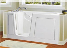 WHIRLPOOL VIVERE SERIES walk-in bath tub with thermo comfort heated back rest