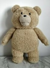 """Ted 2 Movie - Ted Talking Bear with Moveable Mouth In Working Order 17"""""""