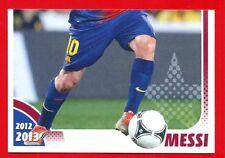 FC BARCELONA 2012-2013 Panini - Figurina-Sticker n. 160 - MESSI 2/2 -New
