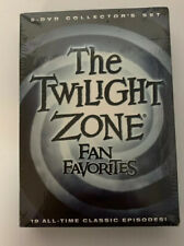 The Twilight Zone Fan Favorites 5 DVD Collector Set 19 All Time Classic Episodes