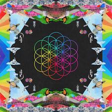 COLDPLAY A HEAD FULL OF DREAMS DOPPIO VINILE LP 180 GRAMMI NUOVO SIGILLATO!!