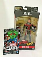 Marvel Legends Series Avengers  6inch AntMan with Gift Blind Marvel Figure Pack