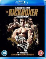 Kickboxer/Kickboxer Venganza Blu-Ray Nuevo Blu-Ray (KAL8578)