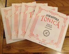Pirastro Tonica Old Formula 4/4 full set