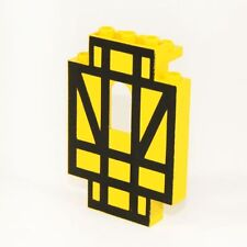 Lego Ritter Burg Castle Fenster Window gelb yellow 4444 p03 6086 6074 10039 316