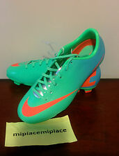 NIKE JR MERCURIAL VICTORY IV FG Youth Soccer Cleats Shoes 553631 380 Size 5Y