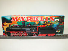 Märklin H0 3093 Dampflokomotive mit Tender Baureihe 18 der DB. wie Neu!