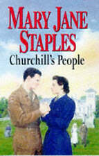 Churchill's People by Staples, Mary Jane 059304388X