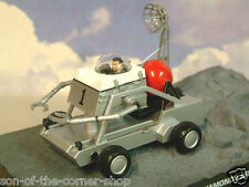 EXCELENTE DE METAL 1/43 JAMES BOND 007 LUNA BUGGY DE DIAMANTES SON PARA SIEMPRE