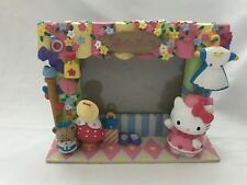 3D Hello Kitty Boutique Shop Store Front Picture Frame from Japan