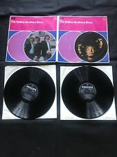 THE (Scott) WALKER BROTHERS STORY ORIGINAL 1967 UK PHILIPS DOUBLE LP DBL 002