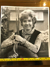 Tabloid Paper Original Press Photo 1971 Mrs Ann Day Youth Magistrates Bench