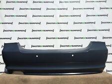 BMW 3 Series Saloon E90 LCI Paraurti posteriore ORIGINALE nel Primer NUOVO [B362]
