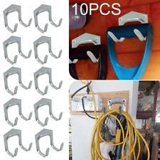 10pcs Wooden Board Hook Tool Hook Hanger Hooks Shed Hanging Bracket