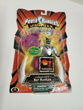 Power Rangers Jungle Fury Black Bat Savage Spin Ranger Figure MIP BRAND NEW