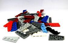 LEGO SPACE exponer flügelplatte 2x4 Botones Ala Nave Espacial City Star Wars