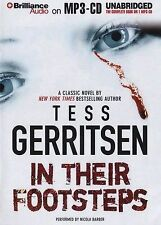 Tess GERRITSEN / In their FOOTSTEPS     [ Audiobook ]