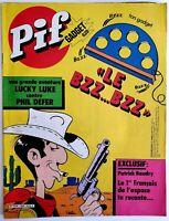 PIF-GADGET N°628 (07/04/1981) : PIF, HERCULE ET CIE [BE]