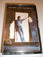 Henry Lee Summer CASSETTE NEW Self Titled