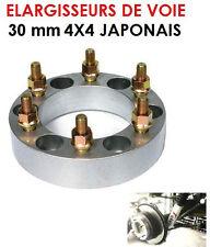 PROMO! 2 ELARGISSEURS DE VOIE 30mm HDJ KDJ LJ HILUX PATROL PAJERO NAVARA L200