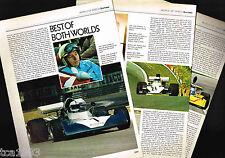 Old John SURTEES F1 Formula One GP Grand Prix Article/Photos/Pictures