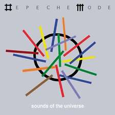 CD * Depeche Mode ** sounds of the Universe *** nuovo di zecca & OVP!