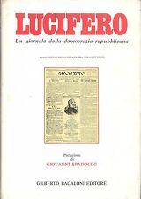 Castagnari Lipparoni: Lucifero. Giornale democrazia repubblicana