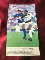 Autografo originalo GERONIMO BARBADILLO-Udinese Calcio-Naz. PERU-IN PERSON! L@@K