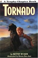 Tornado (Trophy Chapter Books (Paperback)) by Betsy Byars