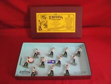 BRITAINS SET 5187 LIMITED EDITION COLLECTORS / THE BAHAMAS POLICE BAND