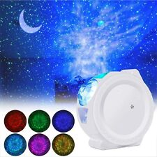 LED Projector Laser Night Lights Starry Star Sky Projection Lamp Party Bedroom