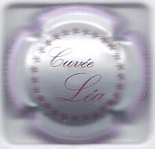 Capsule de champagne NIZIOLEK DEHU Cuvée Léa contour Rose