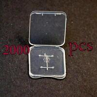 2000 pk 2gb 4gb 8gb MicroSD HC TransFlash TF Flash memory card case wholesale
