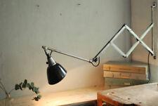 Scherenlampe Midgard 112  D.R.G.M. D.R.P. Ausl Pat big scissor lamp Curt Fischer