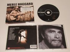MERLE HAGGARD/IF I COULD ONLY FLY(ANTI 6592-2) CD ALBUM