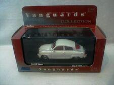 model car Corgi Vanguards Saab 96 White VA07701