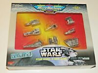 1995 Star Wars Micro Machines Space Collector's Edition A NEW HOPE NIB!
