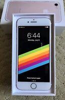 "Apple iPhone 7 - 128GB - Rose Gold UNLOCKED GSM 4.7"" - Pristine Mint Condition"