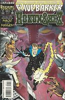 Clive Barker Hokum And Hex Comic 1 Cover A First Print 1993 Lovece Marvel