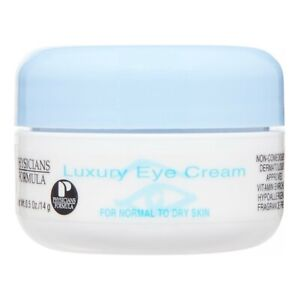 Physicians Formula Luxury Eye Cream For Normal to Dry Skin .5 Oz