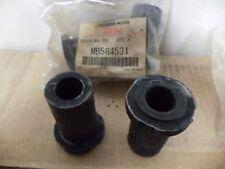 n°l138 kit 2 bagues lames ressort mitsubishi l200 pajero mb584531 neuve