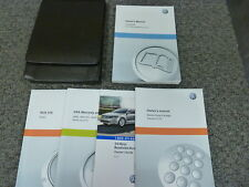 2012 Volkswagen VW Beetle Owner Owner's Manual User Guide 2.5L Turbo Launch